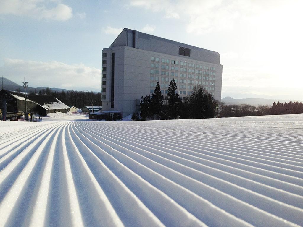 Shizukuishi Ski Resort(IWATE)